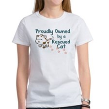 Proudly Owned (Cat) Tee