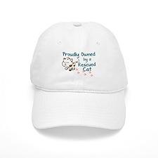 Proudly Owned (Cat) Baseball Cap