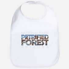 Petrified Forest - Arizona Baby Bib