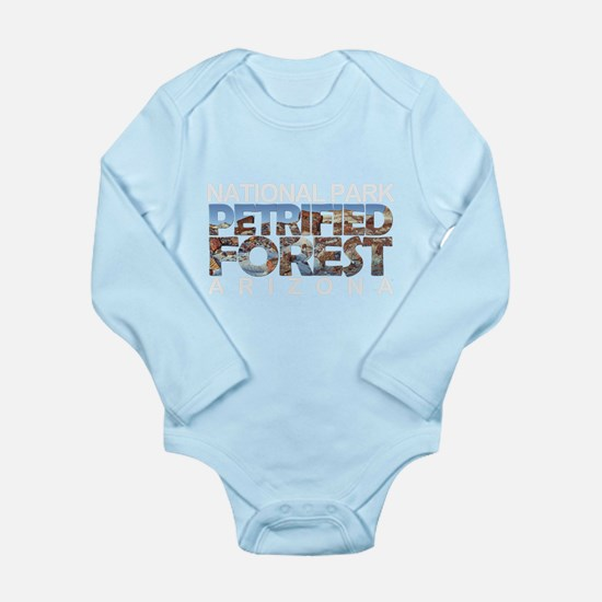 Petrified Forest - Arizona Body Suit