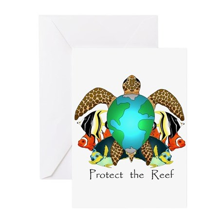 Save the Reef Greeting Cards (Pk of 20)