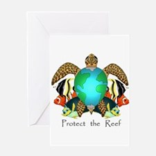 Save the Reef Greeting Card