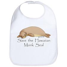 Monk Seal Bib