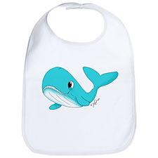 Happy Whale Bib