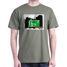 16th STREET, BROOKLYN, NYC T-Shirt