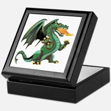Dragon Keepsake Box