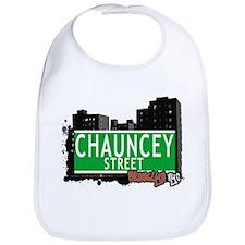 CHAUNCEY STREET, BROOKLYN, NYC Bib