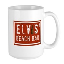 Elvis' Btl Logo Mug