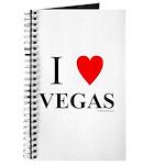 """I """"Heart"""" Vegas Journal"""