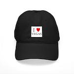 """I """"Heart"""" Vegas Black Cap"""