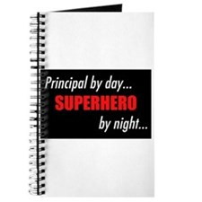 Superhero Principal Journal