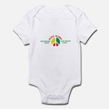 Elvis' Mama Wanna Logo Infant Bodysuit