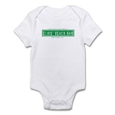 I Got Ship Faced Logo Infant Bodysuit