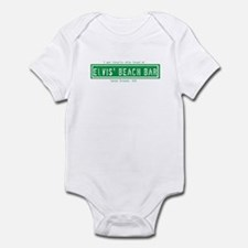 I Got Ship Faced Logo Infant Bodysuit