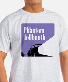 Phantom Tollbooth Cast T-Shirt (gray)