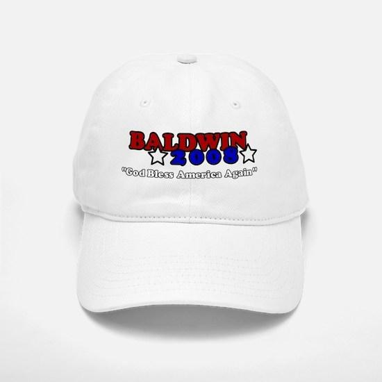 Baldwin 2008 Baseball Baseball Cap
