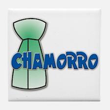 Chamorro Tile Coaster