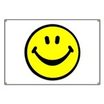 Happy Face Banner
