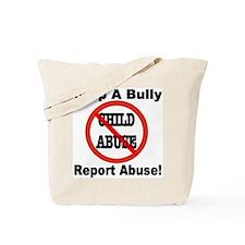 Stop A Bully Tote Bag