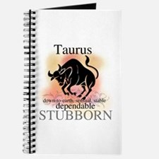 Taurus the Bull Journal