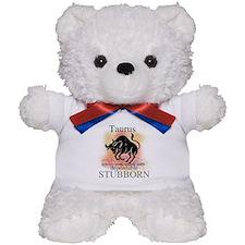 Taurus the Bull Teddy Bear