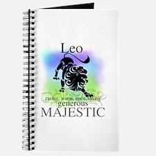 Leo the Lion Zodiac Journal