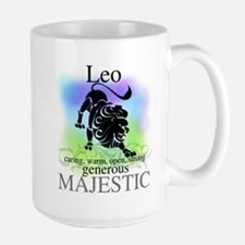Leo the Lion Zodiac Mug