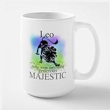 Leo the Lion Zodiac Mug