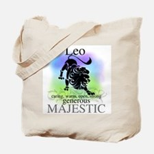 Leo the Lion Zodiac Tote Bag