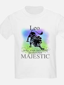 Leo the Lion Zodiac T-Shirt