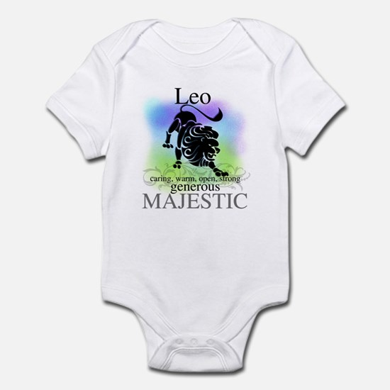Leo the Lion Zodiac Infant Bodysuit