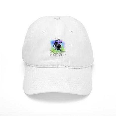 Leo the Lion Zodiac Cap