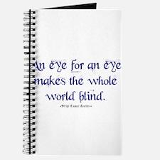 Eye for an Eye Journal