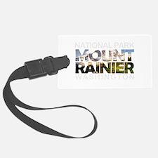 Mount Rainier - Washington Luggage Tag