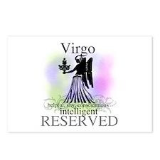 Virgo the Virgin Postcards (Package of 8)