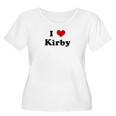 I Love Kirby T-Shirt