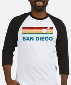 Palm Tree San Diego Baseball Jersey