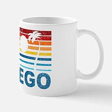 Palm Tree San Diego Mug