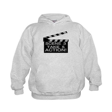 Action Kids Hoodie