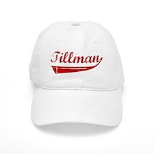 Tillman (red vintage) Baseball Cap