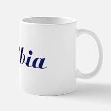 Classic Namibia (Blue) Mug