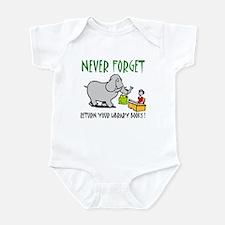 jumbo bargain Infant Bodysuit
