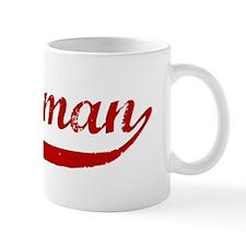 Tilghman (red vintage) Mug