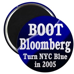 Boot Bloomberg Magnet