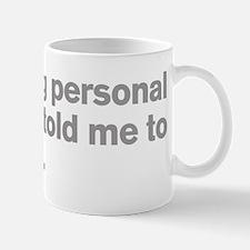 Get Stoned Mug