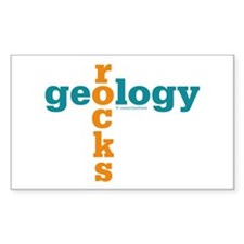 Geology Rocks Rectangle Bumper Stickers