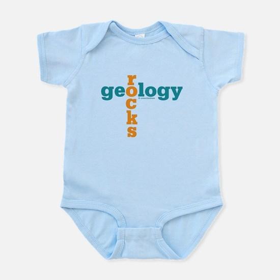 Geology Rocks Infant Bodysuit
