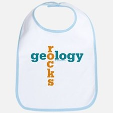 Geology Rocks Bib