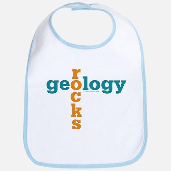 Geology Rocks Bib