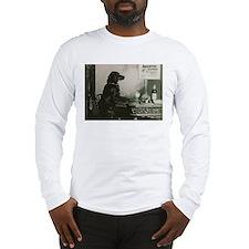 Absinthe Duval Dog Long Sleeve T-Shirt